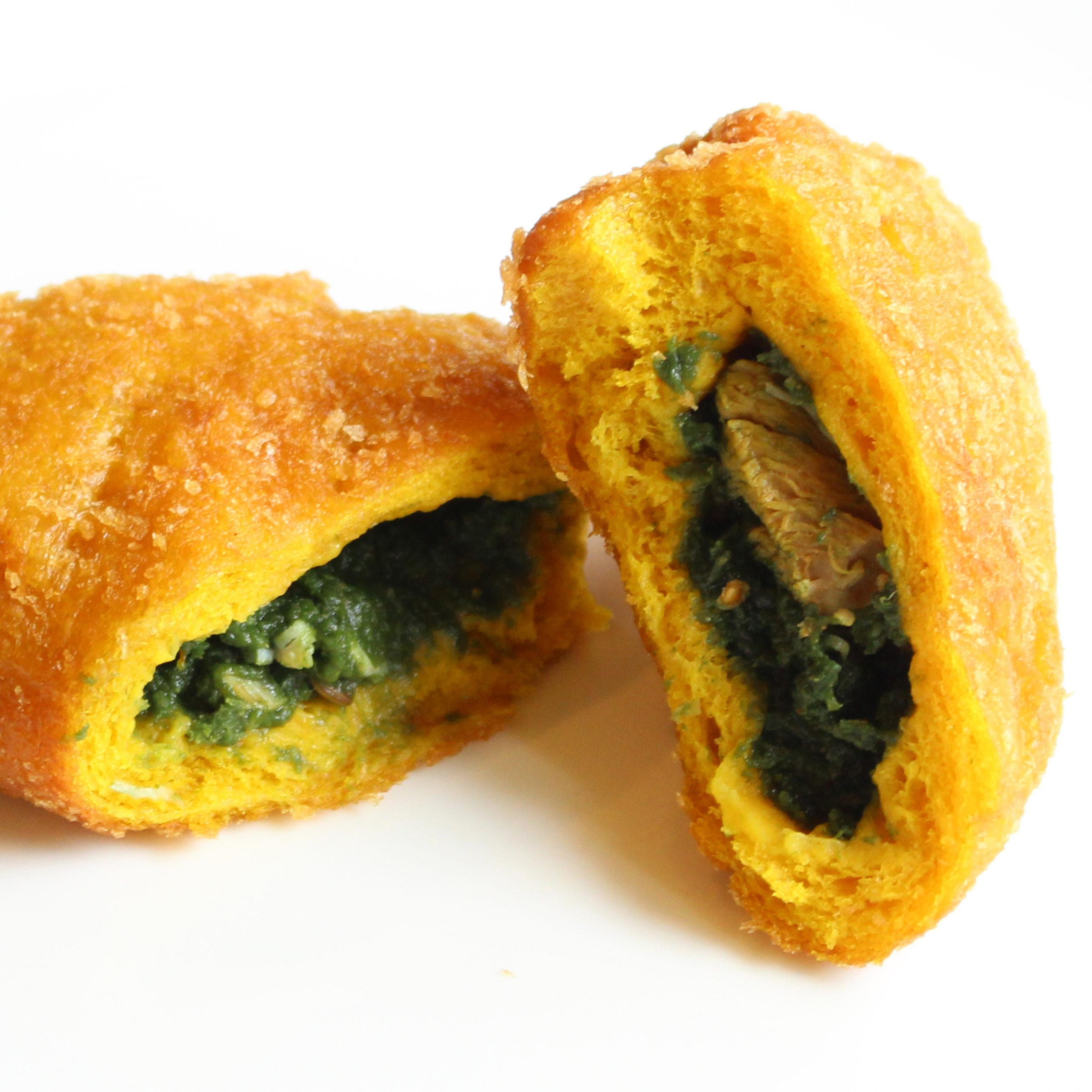 54.インド料理 ガネーシャガル_西荻カレーパン サグチキン