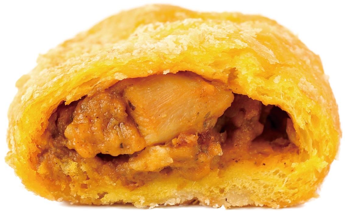 6.奥芝商店 小麦のかたまり_北海道バターのマイルドチキン カレーパン