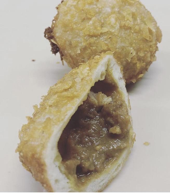 87.BakeryHachi_オカンのカレーパン