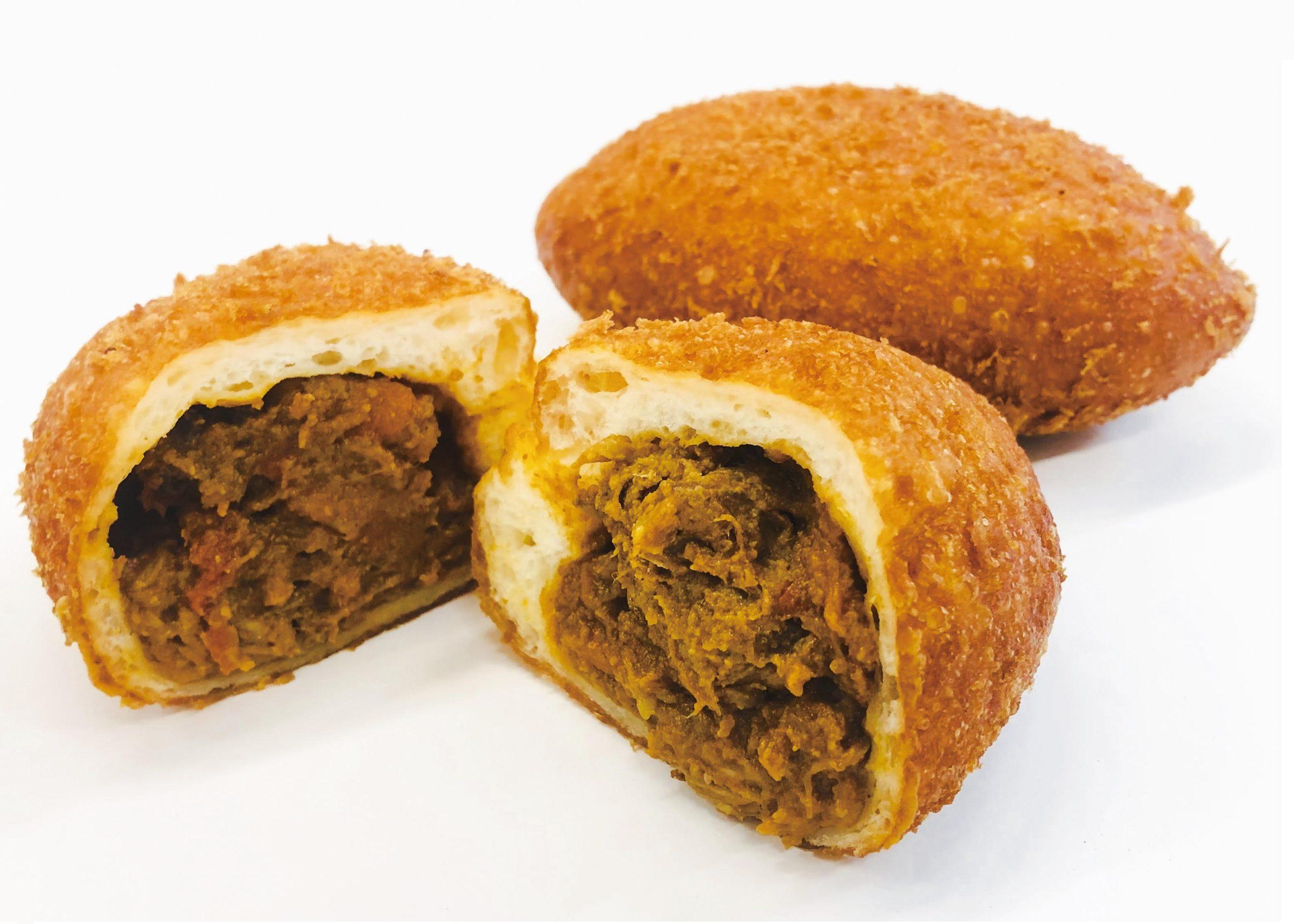 88.スペイン窯 パンのトラ_お! おいしいカレーパン